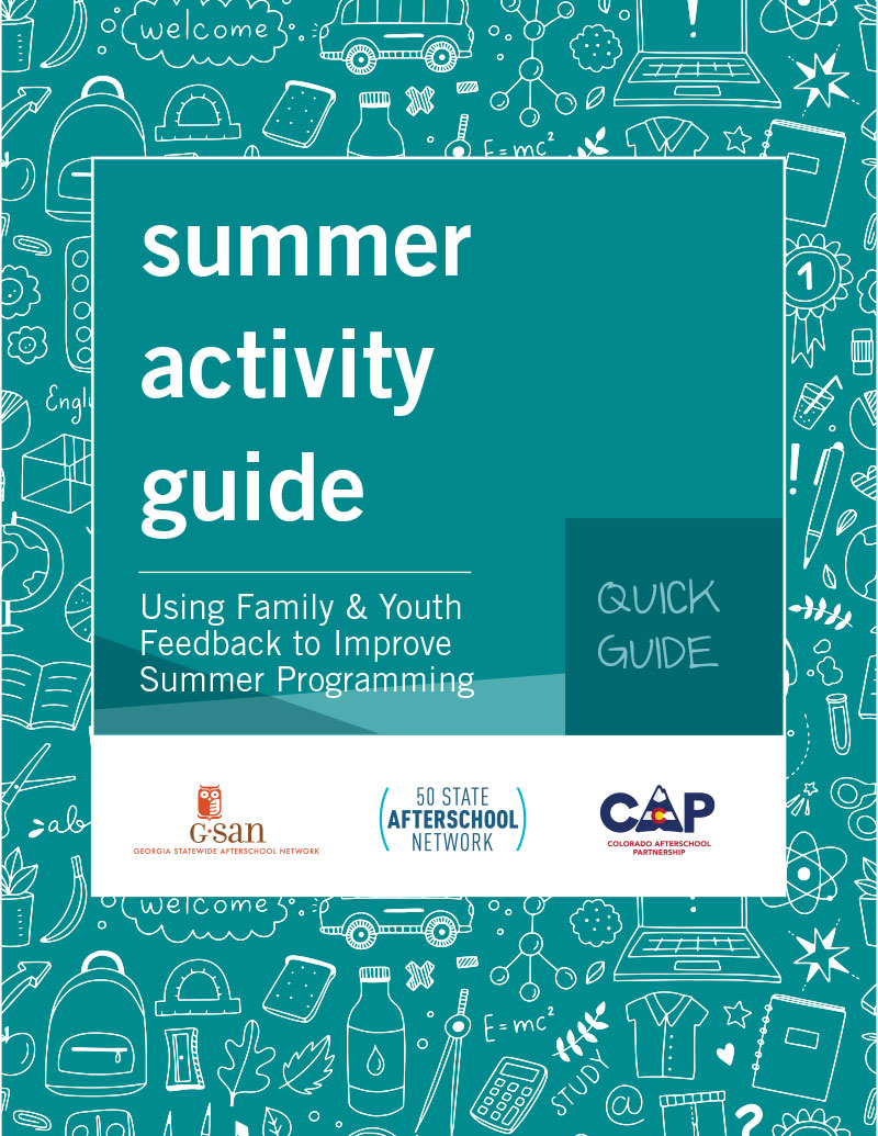 Quick Guide- Using Family & Youth Feedback to Improve Summer Programming