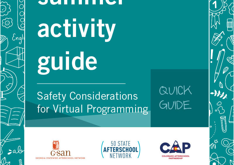 Quick Guide - Safety Considerations for Virtual Programming
