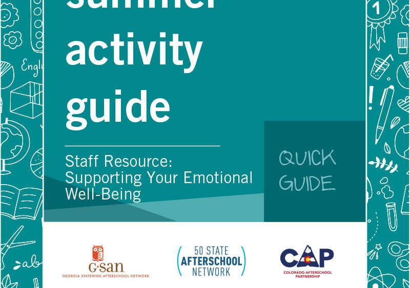 Quick Guide- Staff Resource: Supporting Your Emotional Well-Being