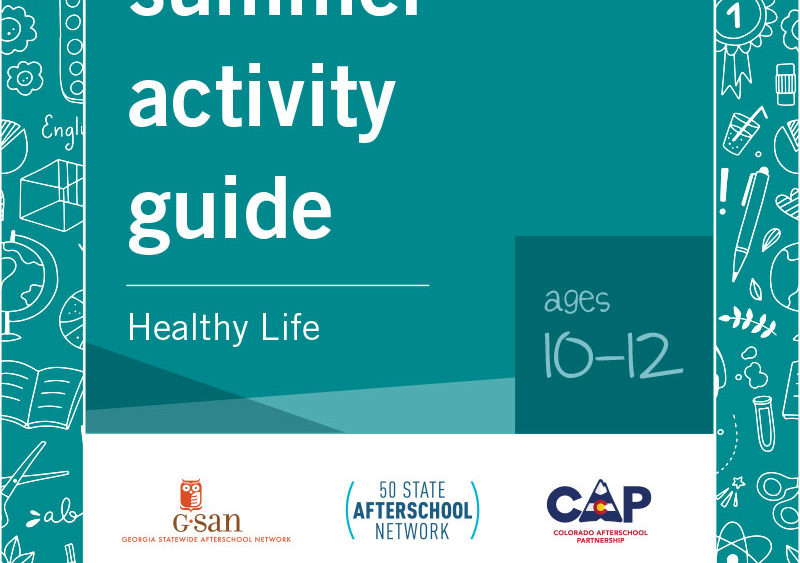 Healthy Life, Ages 10-12