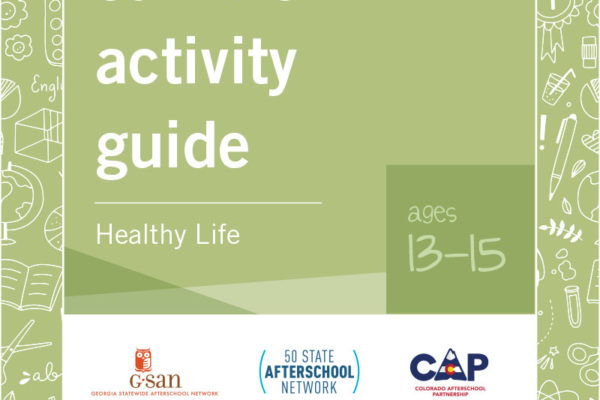 Healthy Life, Ages 13-15