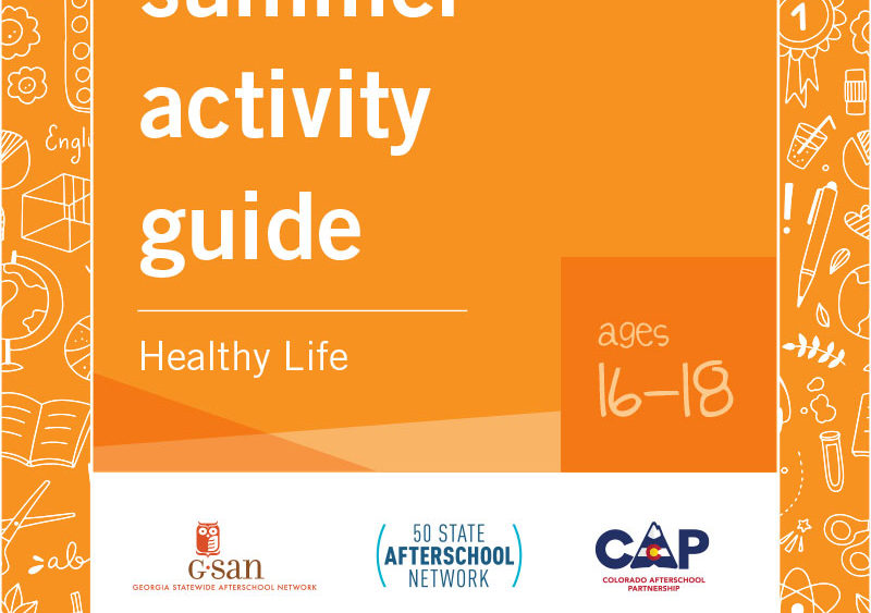 Healthy Life, Ages 16-18
