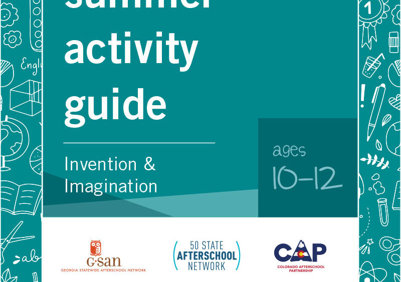 Invention & Imagination, Ages 10-12
