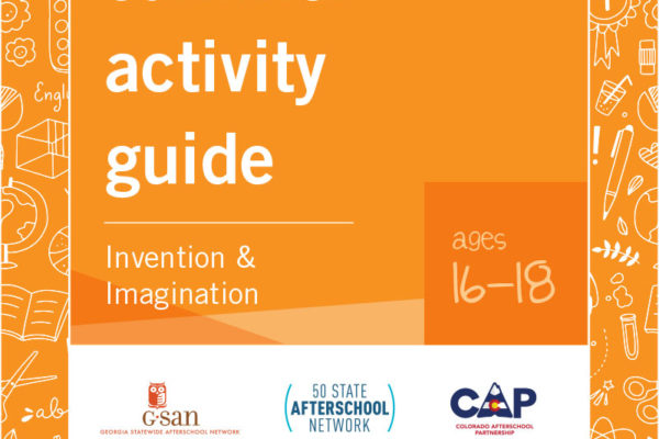 Invention & Imagination, Ages 16-18
