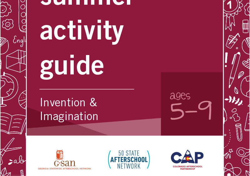 Invention & Imagination, Ages 5-9
