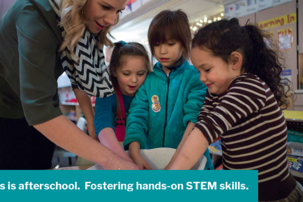 What the FY19 budget request does, and doesn't do, for STEM learning