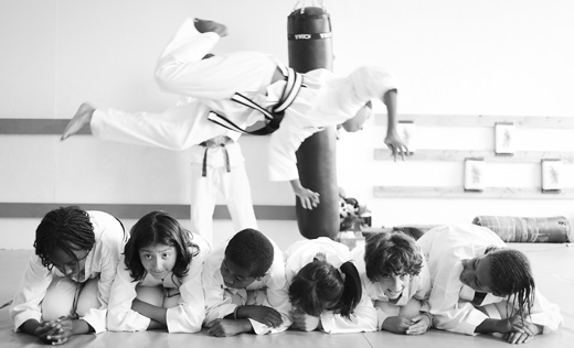 Philadelphia afterschool program uses martial arts to achieve social and emotional learning