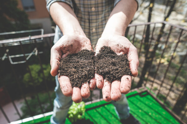 Saving the Soil, and the Planet