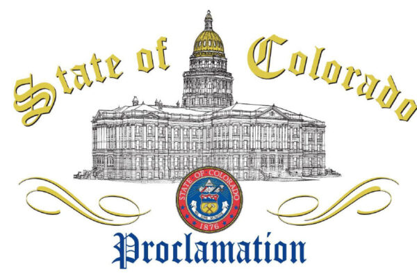 State of Colorado Proclamation - Lights on Afterschool Day